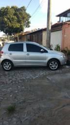 Vendo ou troco Fox por Fiat Strada 2006 a 2010 cabine estendida + volta minha