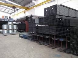 Tubos/metalon de ferro galvanizado