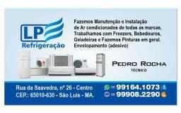 LP refrigeração