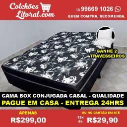 Cama Box Cama Box Cama Box Cama Box Cama Box!