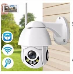 Câmera IP Externa WiFi