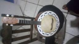 Banjo eletrificado