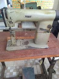 Máquina De Coluna Costura Industrial Pfaff Perfeita Funcionando