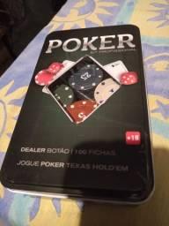 Kit Poker Profissional