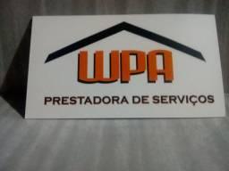 WPA limpeza