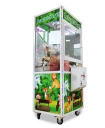 Máquina de Diversão Grua para Bichos de Pelúcia R$ 9.999,00