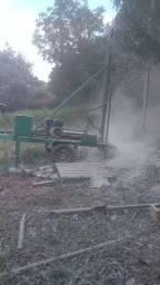 Máquina perfuratriz de poços
