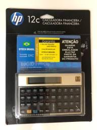 Calculadora Financeira HP 12c. Produto novo