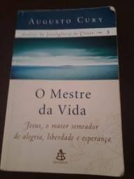 Livro O Mestre da vida