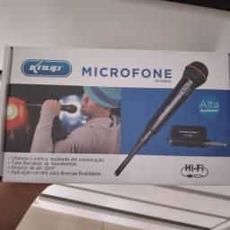 Microfone 80 reais cada