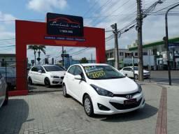 ?Hyundai hb20 1.6 2015 Flex automático completo ?