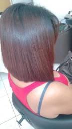 Promoção de cabelos