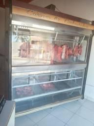 Expositor de carne