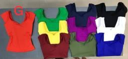 Blusa Vitral cor disponível só amarelo P
