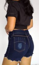 Short Jeans/ VESTE MTO BEM / N° 36