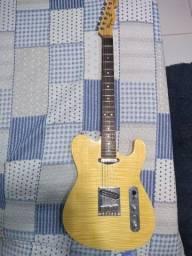 Guitarra Tagima sc3 cacau santos.
