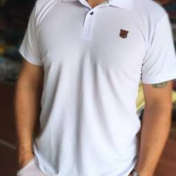 Camisetas gola pólo