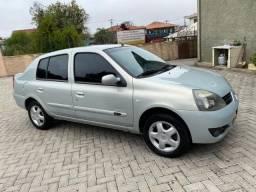 Renault-Clio Sedan Privilege 1.6 2008