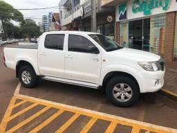 Toyota Hilux Cabine Dupla SR 4x2 2.7 16V/2.7 Flex Automático 2014