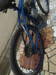 Bicicleta praiana motorizada