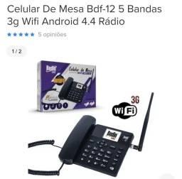 Telefone Rural Bedin Sat 3G