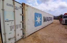 Container Reefer 40 pés refrigerado