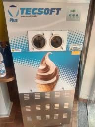 Máquina de sorvete italiano TECSOFT