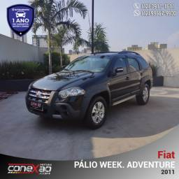 Palio Weekend Adventure Locker 1.8 8V Dualogic (Flex)