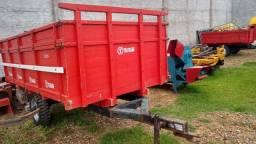 Carreta Agrícola Turim 5 Toneladas - Trator