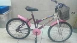 Bícicleta semi _nova