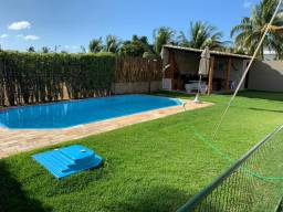 Hibiscos piscina área gourmet 2 quartos
