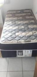 Cama solteiro box