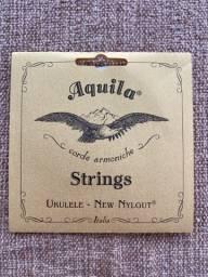 Encordoamento Ukulele Aquila Soprano Nylgut - Original Italy