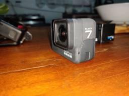Gopro hero7 Black perfeito estado com 3 baterias e carregador
