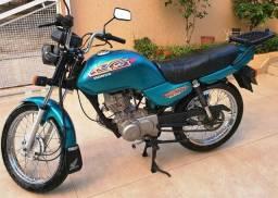 Vendo - Honda CG 125 Titan (Raridade) 98/99