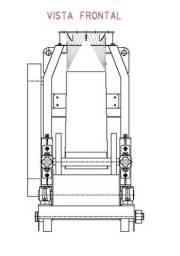 Lançador de grãos para empilhamento (Jet Linger)
