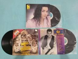 Discos de Vinil Retrô 3 LPS Originais Raríssimos