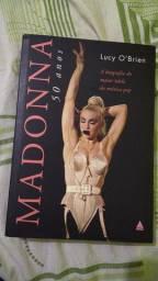 Livro Madonna 50 Anos