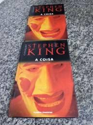 Livros - A Coisa - Stephen King