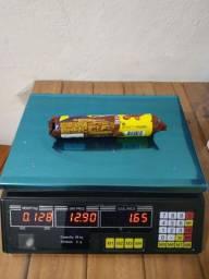 Balança digital pesa até 40kg bateria interna nova na caixa