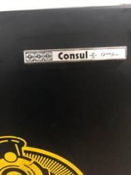 Geladeira Consul aceito cartão 3X