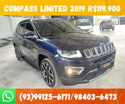 Jeep Compass Limited 2019 Km25 mil Estado de 0km