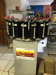 Maquina de pigmentar tinta da Suvinil ou adaptar outra marca