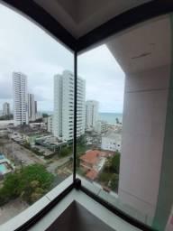 Apartamento 2qts em Candeias com taxas inclusas