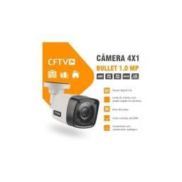 Câmera de Segurança Bullet Externa/interna Citrox 4x1 Para residência e comércios