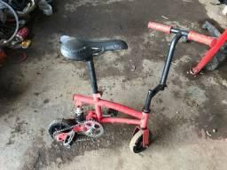 Bicicleta mini  rarida antiga ano 1988 americana