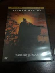 Box Batman: O Cavaleiro das Trevas e Batman Begins