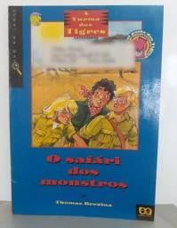 A Turma Dos Tigres - Cinco Livros