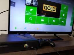 XBOX360 - Kinect - Pouco usado