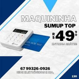 Maquininha SumUp Top (entrega grátis)